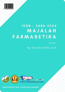 Majalah Farmasetika Ed. Khusus Vol. 4 No. 5, 2019